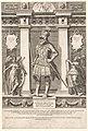 Portret van Ernst I van Habsburg, aartshertog van Oostenrijk Portretten van leden van het Oostenrijkse Huis (serietitel) Austriacae gentis imaginum (serietitel), RP-P-1961-822.jpg