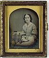 Portret van een onbekende jonge vrouw, RP-F-F14435-A.jpg