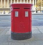 Post box, Lime Street.jpg