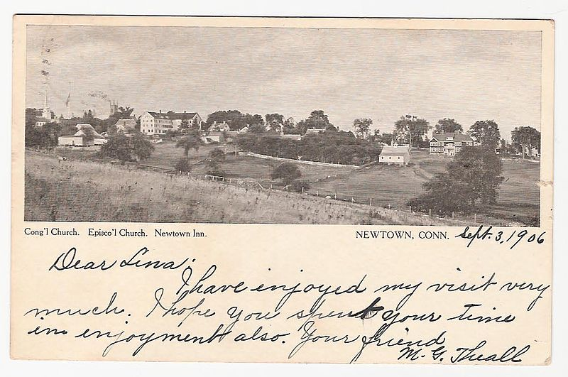 File:PostcardBirdsEyeViewNewtownCT1906.jpg