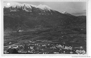 Blejska Dobrava - Postcard of Blejska Dobrava