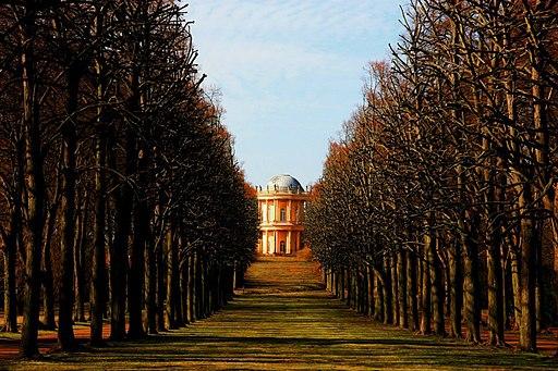 Potsdam Schloss Belvedere