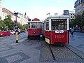 Praha, Václavské náměstí, Café Tramvaj (01).jpg