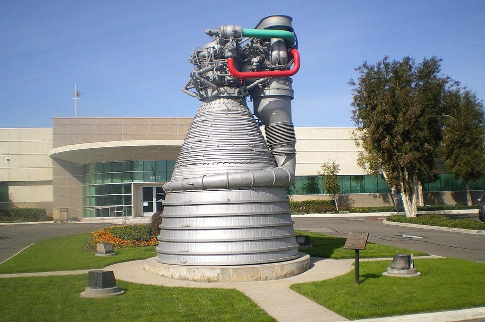 Pratt & Whitney Rocketdyne Division
