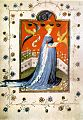 Prayer book of Maria d'Harcourt - Staatsbibliothek zu Berlin MsGermQuart42 - f19v.jpg