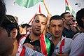 Pre-referendum, pro-Kurdistan, pro-independence rally in Erbil, Kurdistan Region of Iraq 03.jpg