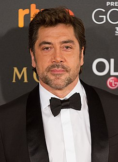 Javier Bardem Spanish actor (born 1969)