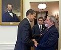 President Barack Obama meets with President Luiz Inácio Lula da Silvia.jpg