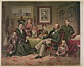President Garfield and family LCCN2004669673.jpg