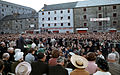 President Kennedy addresses remarks to the people of New Ross, Ireland.jpg