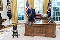 President Trump Welcomes Conan the Military Working Dog to the White House (49124591271).jpg
