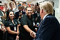 President Trump and the First Lady in El Paso, Texas (48491139962).jpg