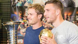 Pressetermin Lukas Podolski und Nico Rosberg, Airport Köln-Bonn-6943.jpg