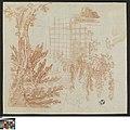 Prieel met bomen, circa 1712 - circa 1799, Groeningemuseum, 0041426000.jpg