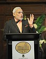 Prime Minister Modi speaking at the Business Breakfast hosted by the Premier of Queensland.jpg