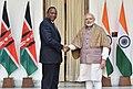 Prime Minister Narendra Modi with Kenyan President Uhuru Kenyatta.jpg