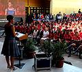 Primeras damas en Liceo de Excelencia de Renca (5551114806).jpg