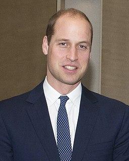 Prince William, Duke of Cambridge Duke of Cambridge (more)