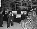 Prins Bernhard te Zwolle, vrachtautofabriek Scania Vabis geopend, de Prins tij, Bestanddeelnr 917-3426.jpg