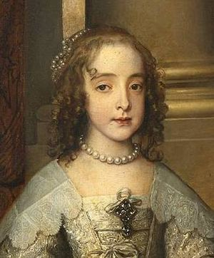 Crown Jewels of the Netherlands - Mary of England with the famous Orange Pearls