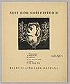 "Print, Title Page, ""Sest Dob Nashi Historie"" Portfolio, 1921 (CH 18684933-2).jpg"