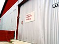 Private Property No Parking - metal shed.jpg