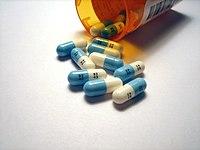 Prozac pills