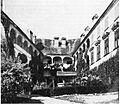 Ptuj; grajsko dvorišče; okrog 1580.jpg