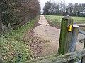 Public Footpath - geograph.org.uk - 105244.jpg