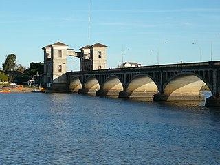 Baron of Mauá International Bridge