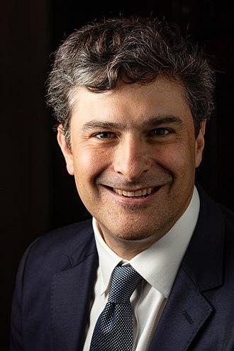 Mark Mazzetti - Mazzeetti at the 2018 Pulitzer Prizes