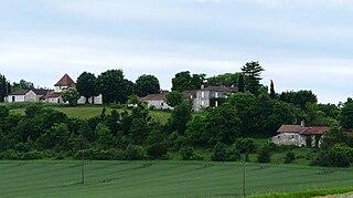 Sencenac-Puy-de-Fourches Part of Brantôme en Périgord in Nouvelle-Aquitaine, France