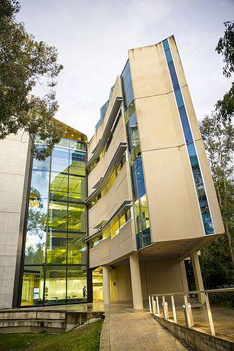 Queensland Brain Institute - Image: QBI building