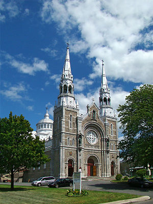 Sainte-Anne de Varennes Basilica - Sainte-Anne de Varennes Basilica