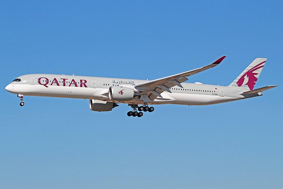 Qatar Airways Airbus A350-1000 (A7-ANA)