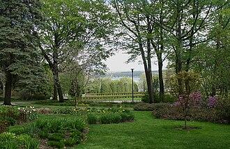 Government House (Quebec) - Bois-de-Coulonge Park