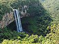 Quedas da Cachoeira do Caracol.JPG