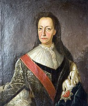 Marie Elisabeth, Abbess of Quedlinburg - Princess-Abbess Marie Elisabeth