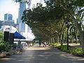 Queen Elizabeth Walk, Esplanade Park.JPG