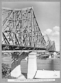 Queensland State Archives 4004 View of progress of steelwork erection on both sides of river Brisbane 9 August 1939.png