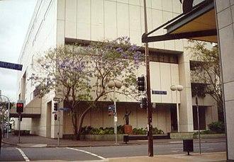Law Courts, Brisbane - Image: Queensland Supreme Court