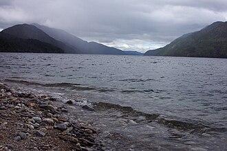 Quesnel Lake - Hurricane Point