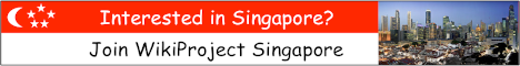 Wikipedia ad for Wikipedia:WikiProject Singapore