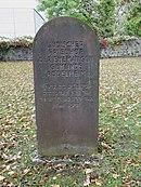 Rödelheim, neuer jüdischer Friedhof.JPG