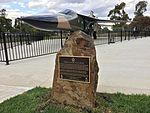 RAAF (A8-142) General Dynamics F111C gate guardian at RAAF Base Wagga (7).jpg