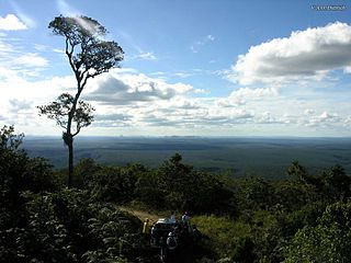 Mata Escura Biological Reserve