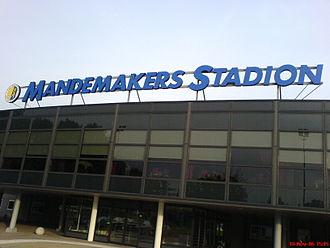 Mandemakers Stadion - Image: RKC Waalwijk Maandemakers Stadion