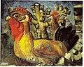 RKD- De Haan, The Cock, c. 1931 olie op doek.jpg