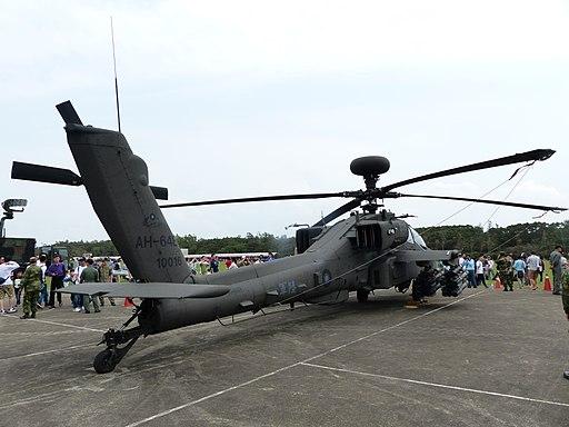 ROCA AH-64E 816 Display at Hukou Camp Right Rear View 20140329