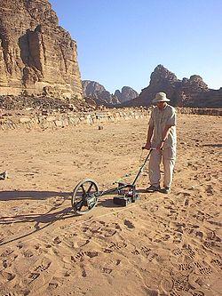 Geophysical Survey Archaeology Wikipedia